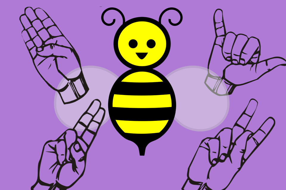 fingerspelling bee